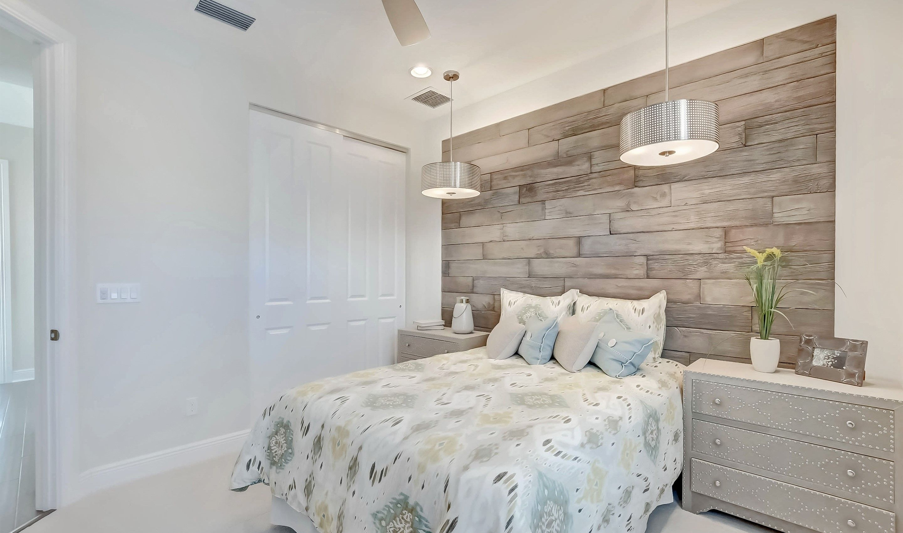 Bedroom featured in the Bonnett II - Townhome By K. Hovnanian® Homes in Palm Beach County, FL