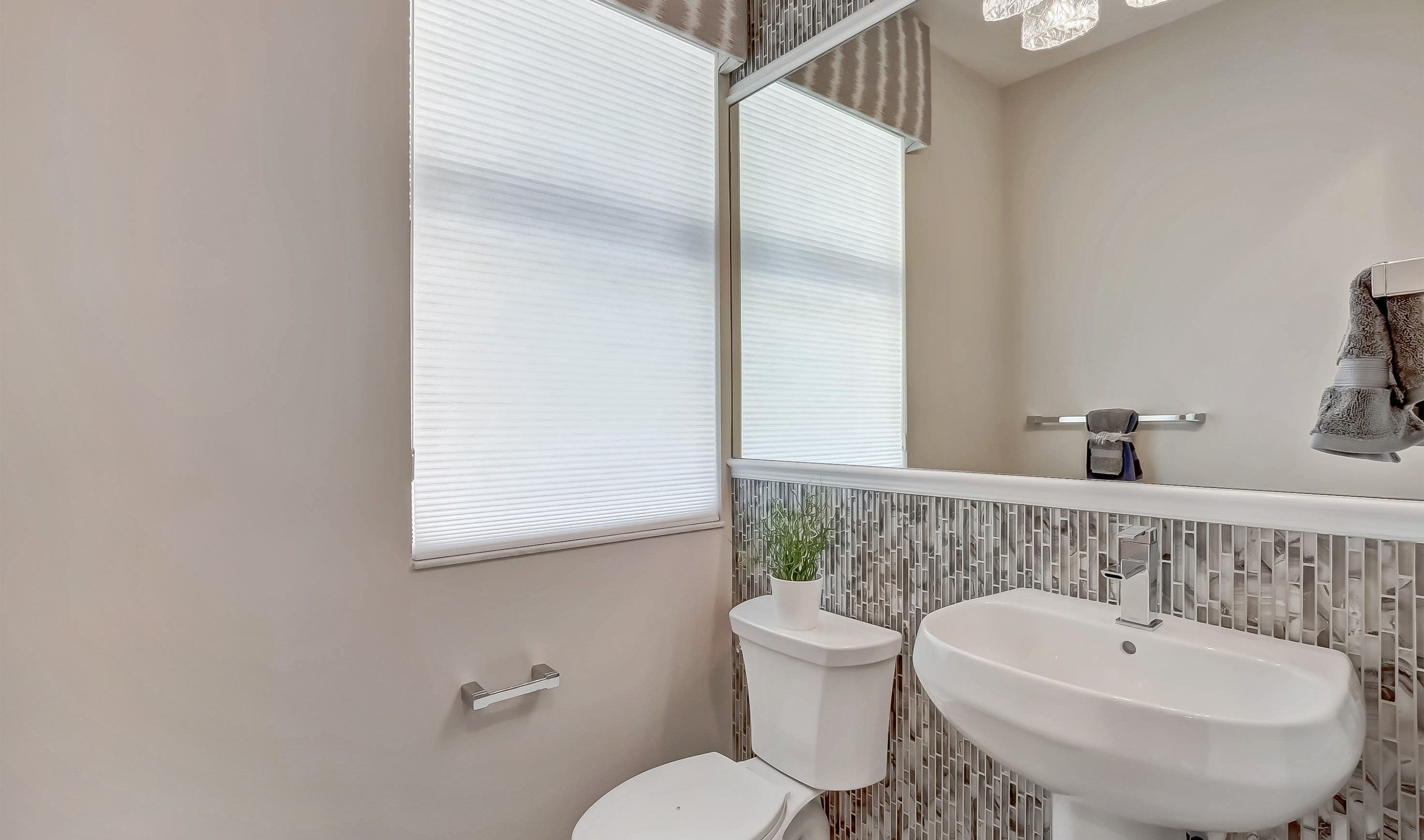 Bathroom featured in the Selena II - Townhome By K. Hovnanian® Homes in Palm Beach County, FL