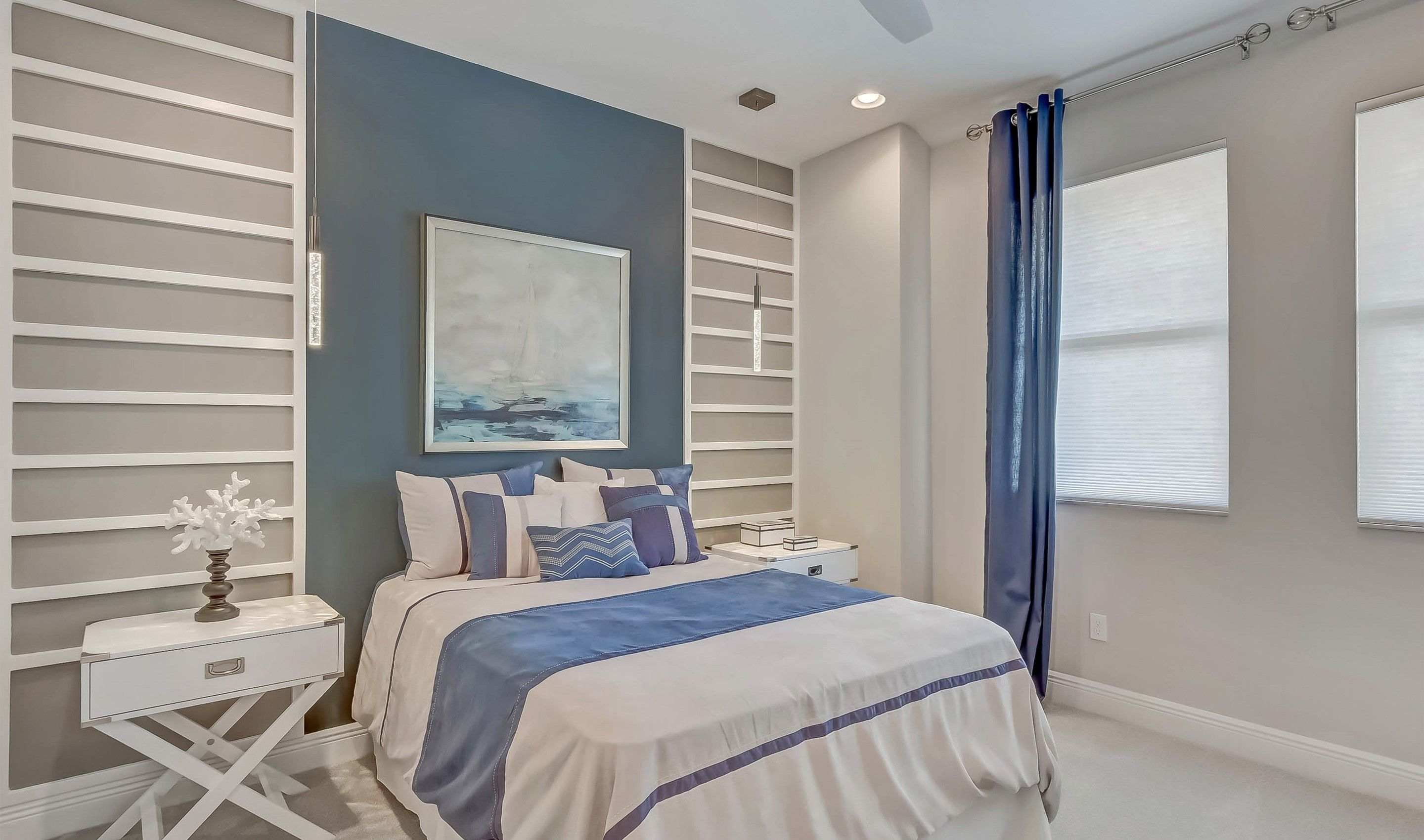Bedroom featured in the Selena II - Townhome By K. Hovnanian® Homes in Palm Beach County, FL