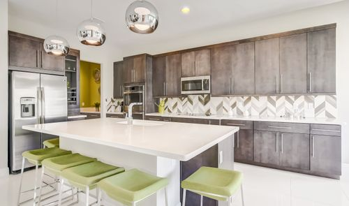 Kitchen-in-Sinclaire-at-Coral Lago-in-Coral Springs
