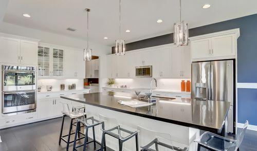 Kitchen-in-Vitale-at-Coral Lago-in-Coral Springs