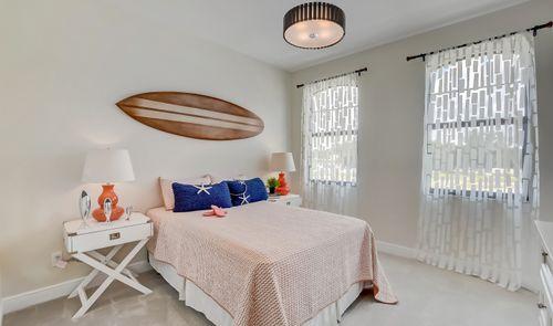 Bedroom-in-Vitale-at-Coral Lago-in-Coral Springs