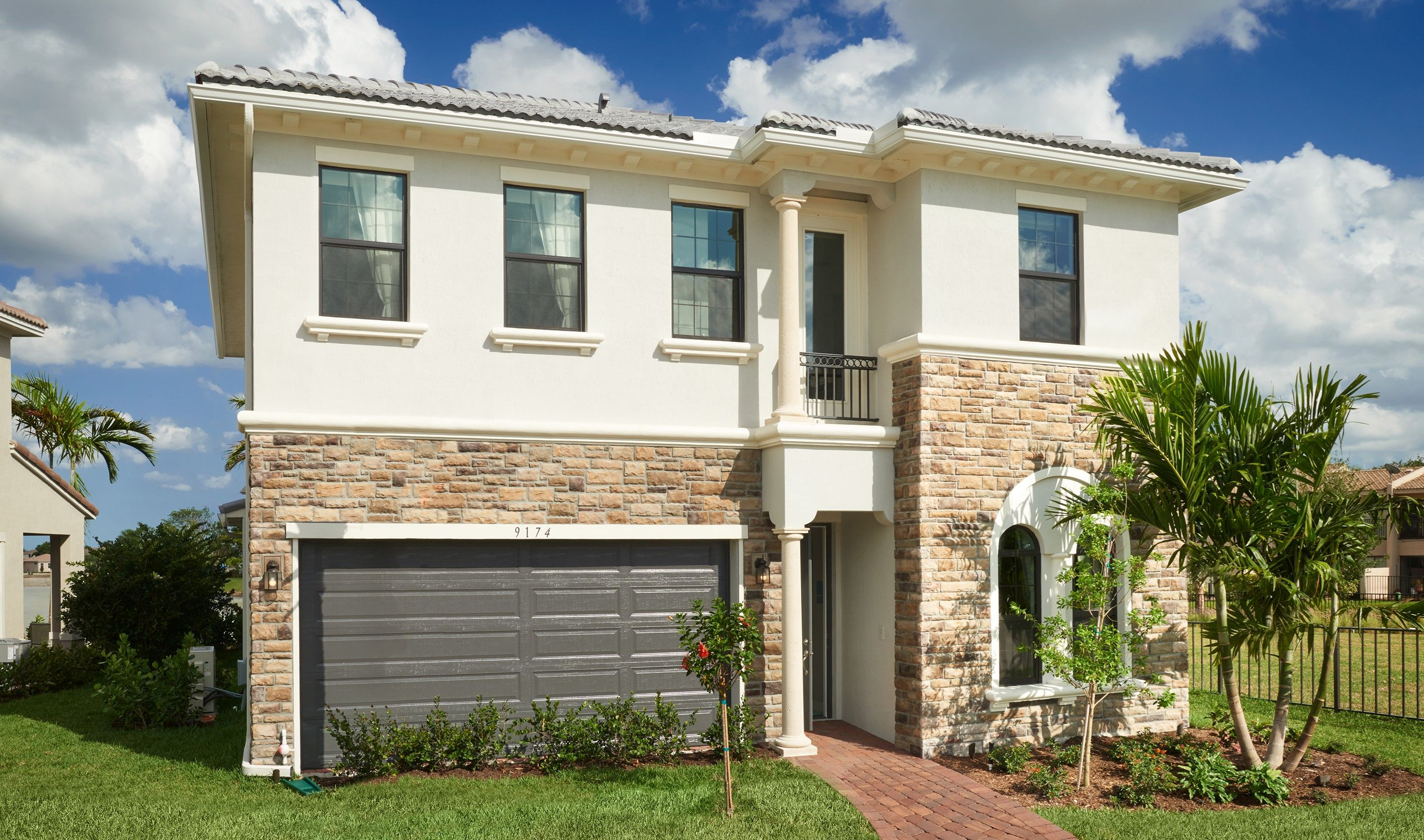 Exterior featured in the Wheatley By K. Hovnanian® Homes in Broward County-Ft. Lauderdale, FL