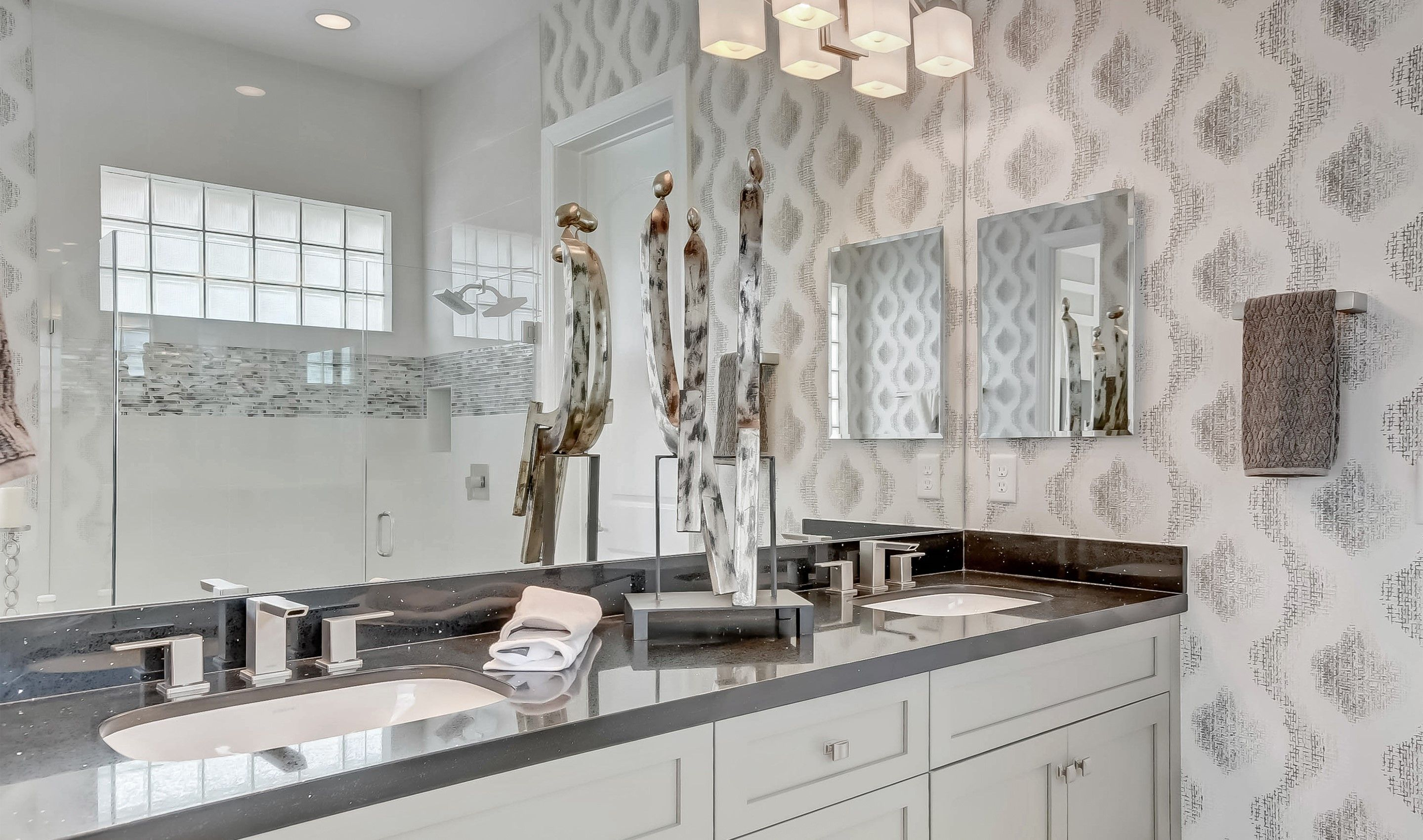 Bathroom featured in the Wheatley By K. Hovnanian® Homes in Broward County-Ft. Lauderdale, FL