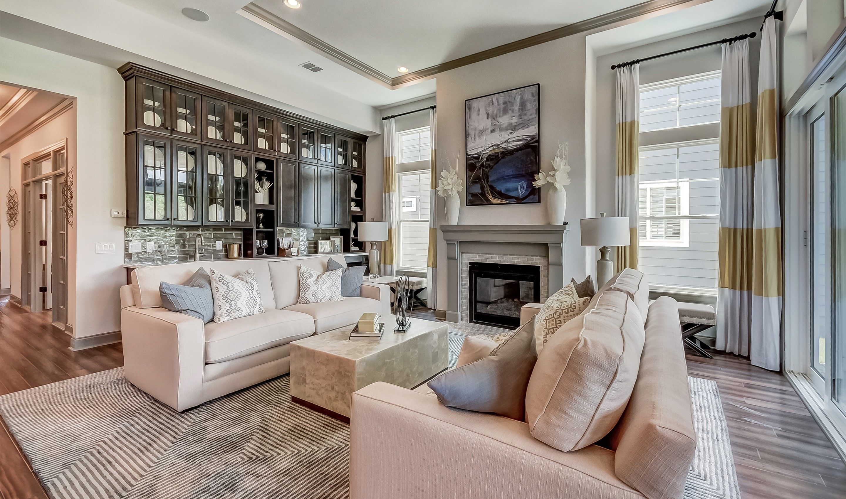 Greatroom-and-Dining-in-Killarney II - Foxpath Collection-at-Hampton Lake-in-Bluffton
