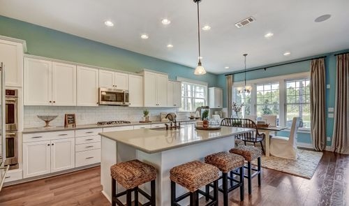 Kitchen-in-Lewes Loft - Foxpath Collection-at-Hampton Lake-in-Bluffton