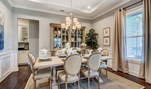 Dining-in-Ravenna Loft - Lake Bluff Collection-at-Hampton Lake-in-Bluffton