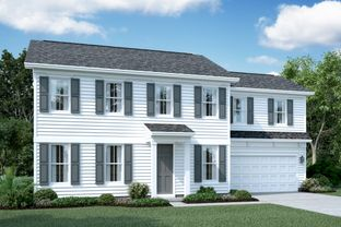 Olvera - The Commons at Richmond Hill: Richmond Hill, Georgia - K. Hovnanian® Homes