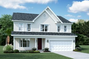 Lancaster - The Commons at Richmond Hill: Richmond Hill, Georgia - K. Hovnanian® Homes