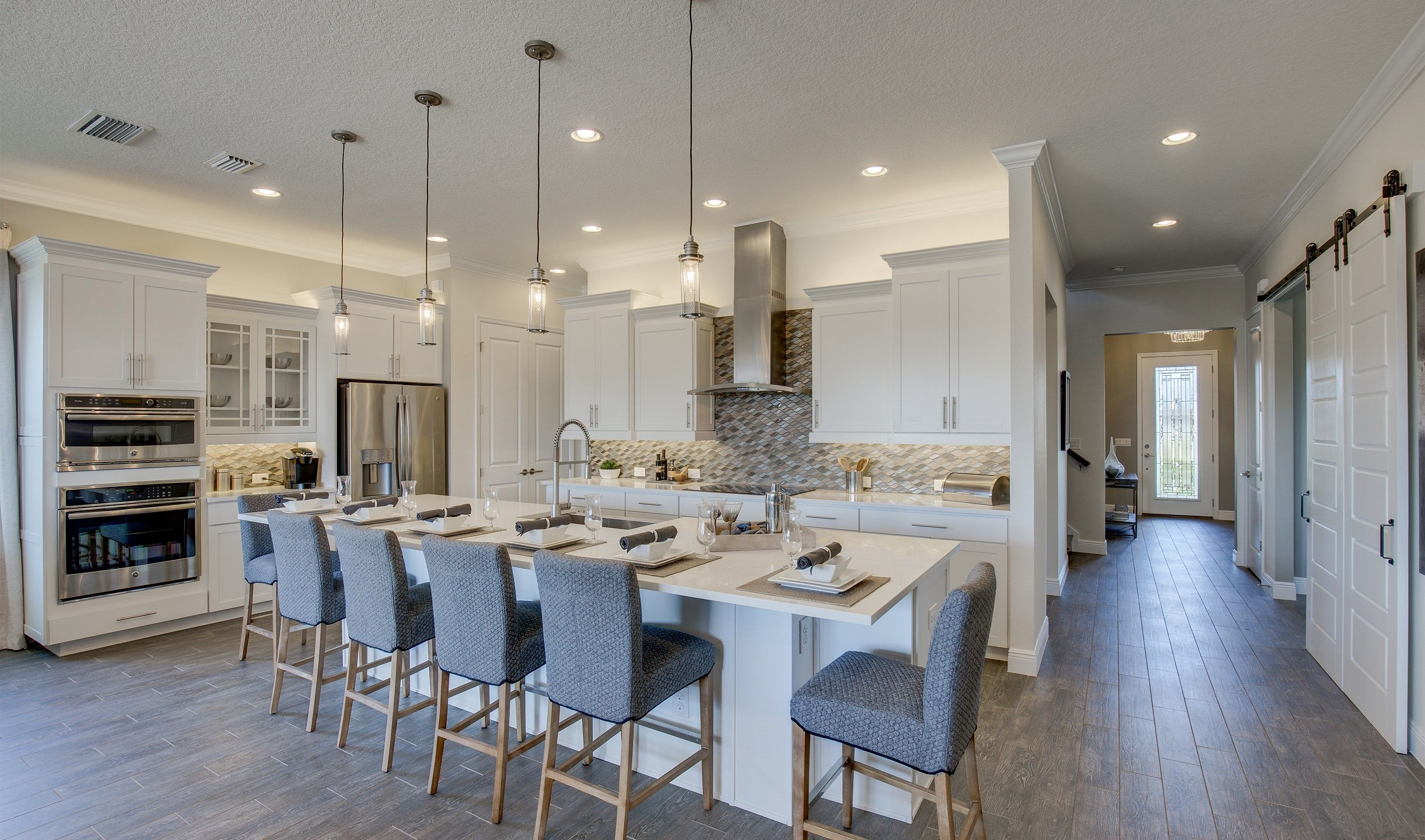 Kitchen-in-Saint Lucia-at-Preserve at Turtle Creek-in-Saint Cloud