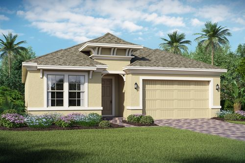 Preserve at Turtle Creek by K. Hovnanian® Homes in Orlando Florida