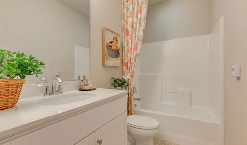 Bathroom-in-Retreat-at-K. Hovnanian's® Four Seasons at Beaumont-in-Beaumont