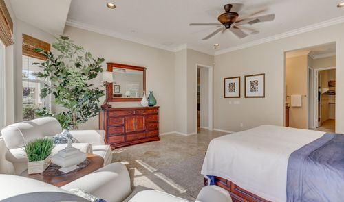 Bedroom-in-Ridgestone-at-K. Hovnanian's® Four Seasons at Beaumont-in-Beaumont