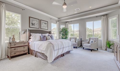 Bedroom-in-Montage-at-K. Hovnanian's® Four Seasons at Beaumont-in-Beaumont