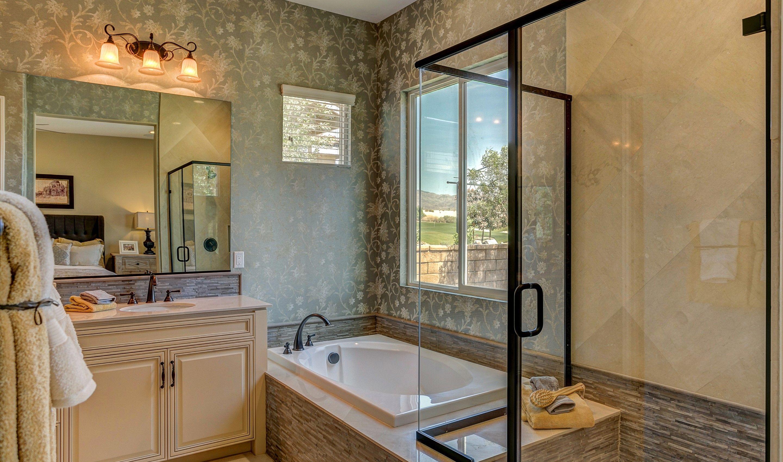 Bathroom-in-Keys View-at-K. Hovnanian's® Four Seasons at Terra Lago-in-Indio