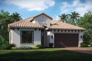 Azure - K. Hovnanian's® Four Seasons at Parkland: Parkland, Florida - K. Hovnanian's® Four Seasons