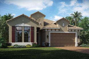 Everett - K. Hovnanian's® Four Seasons at Parkland: Parkland, Florida - K. Hovnanian's® Four Seasons