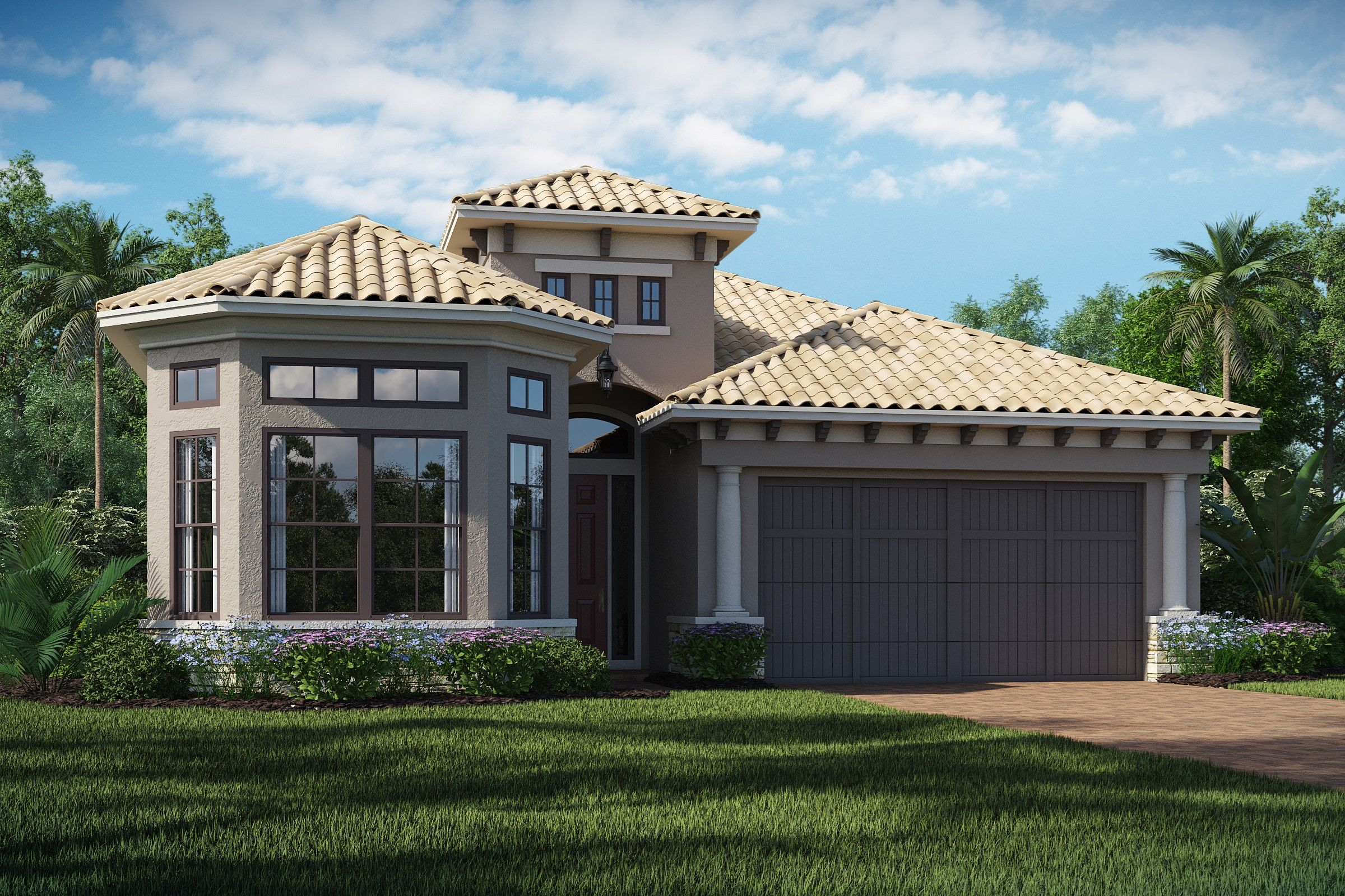 Exterior featured in the Oakley By K. Hovnanian's® Four Seasons