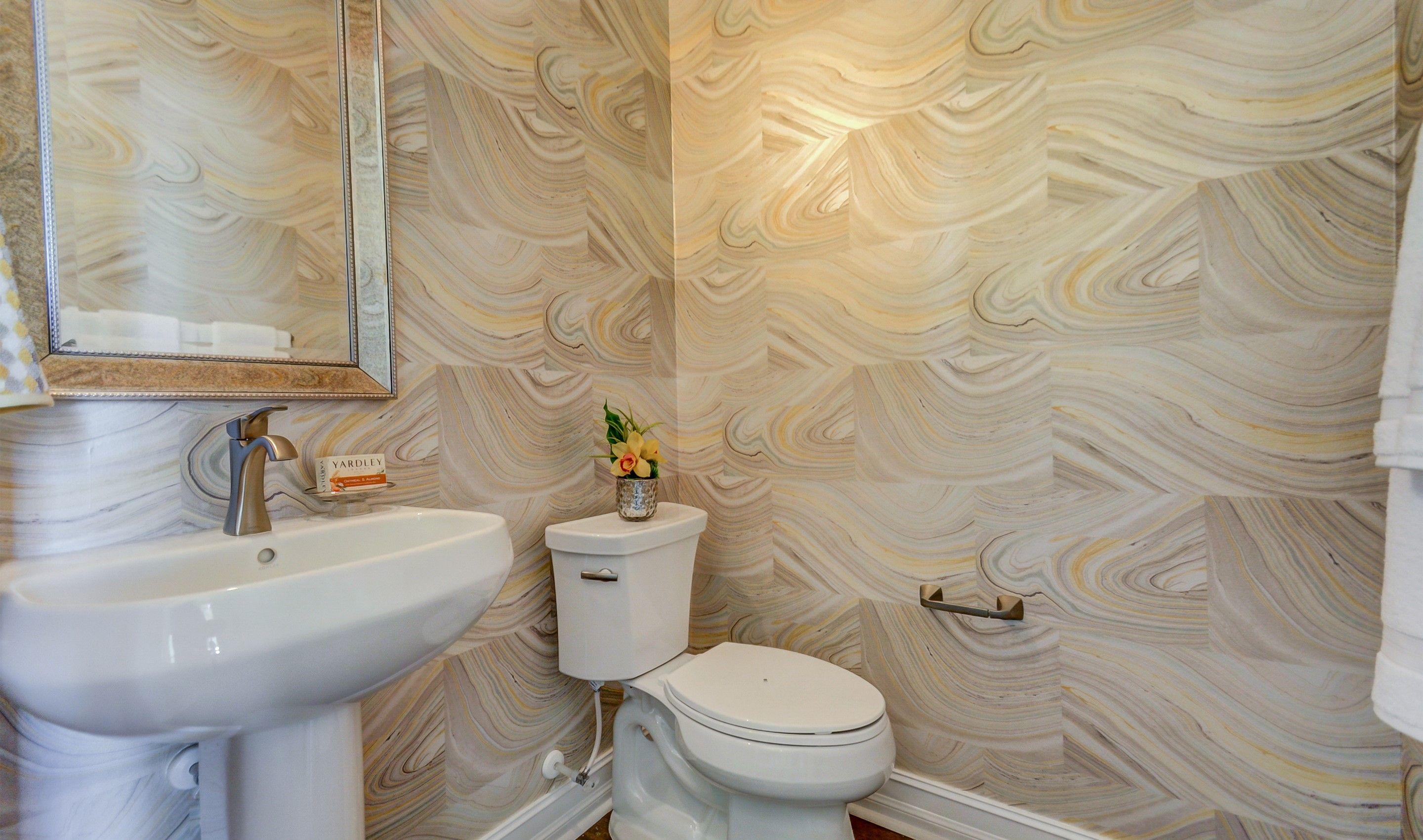 Bathroom featured in the Opal By K. Hovnanian's® Four Seasons in Broward County-Ft. Lauderdale, FL