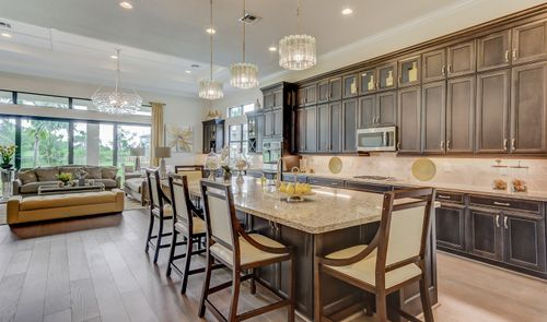 Kitchen-in-Opal-at-K. Hovnanian's® Four Seasons at Parkland-in-Parkland