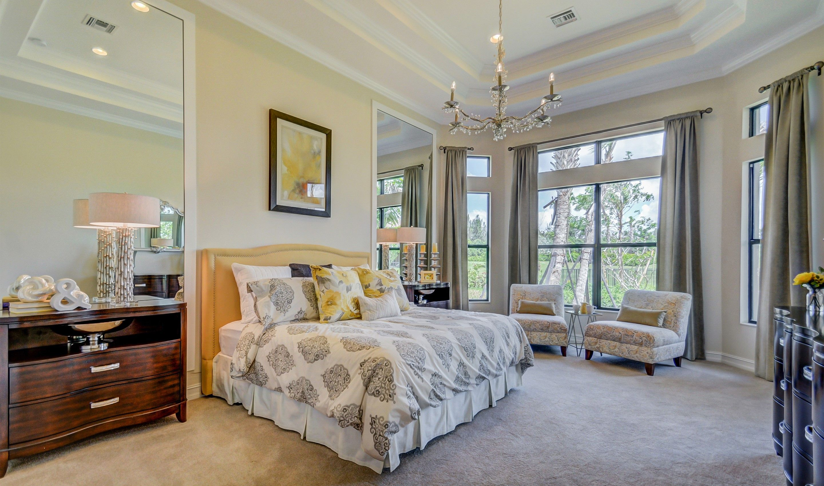 Bedroom featured in the Opal By K. Hovnanian's® Four Seasons in Broward County-Ft. Lauderdale, FL