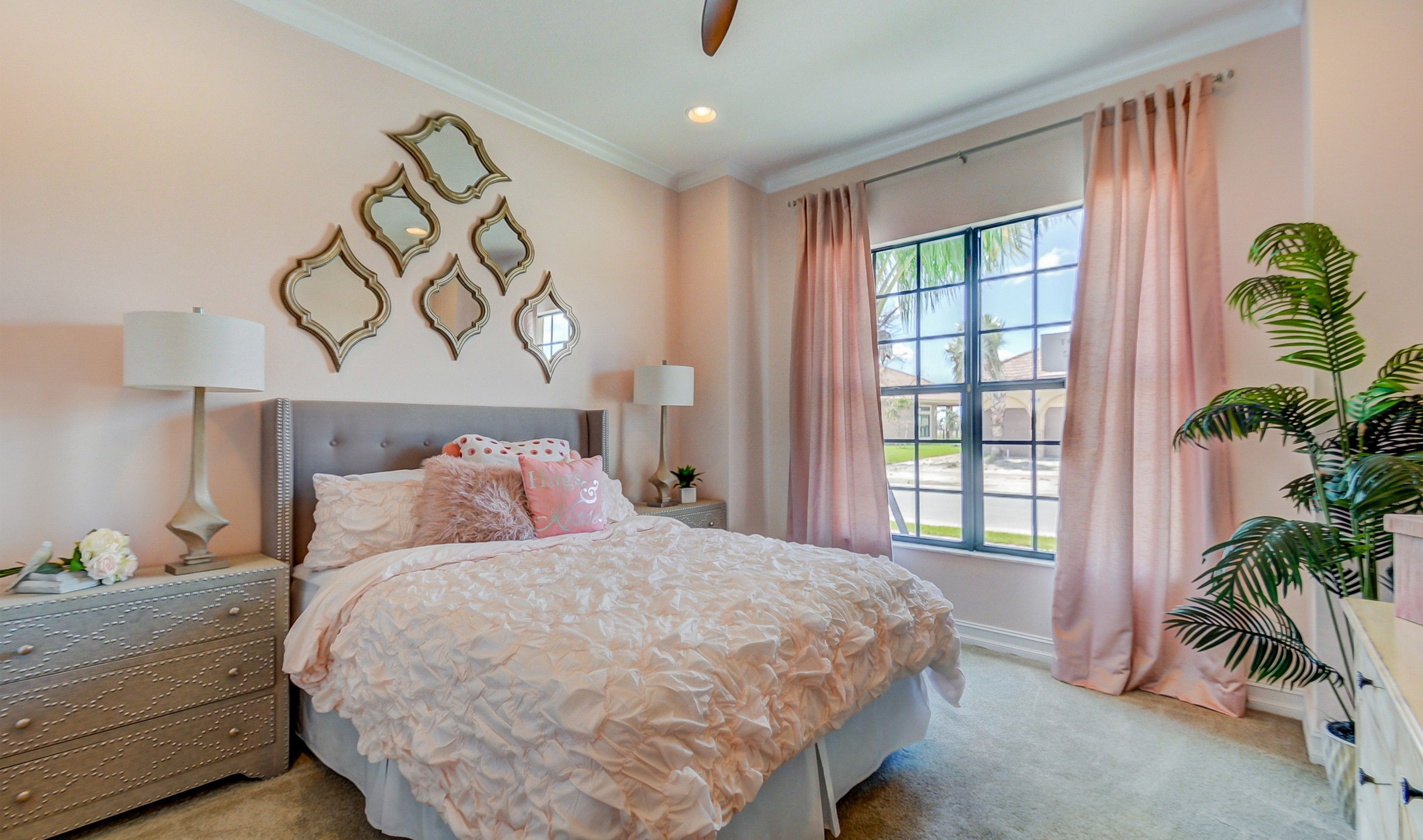 Bedroom featured in the Vera By K. Hovnanian's® Four Seasons in Broward County-Ft. Lauderdale, FL