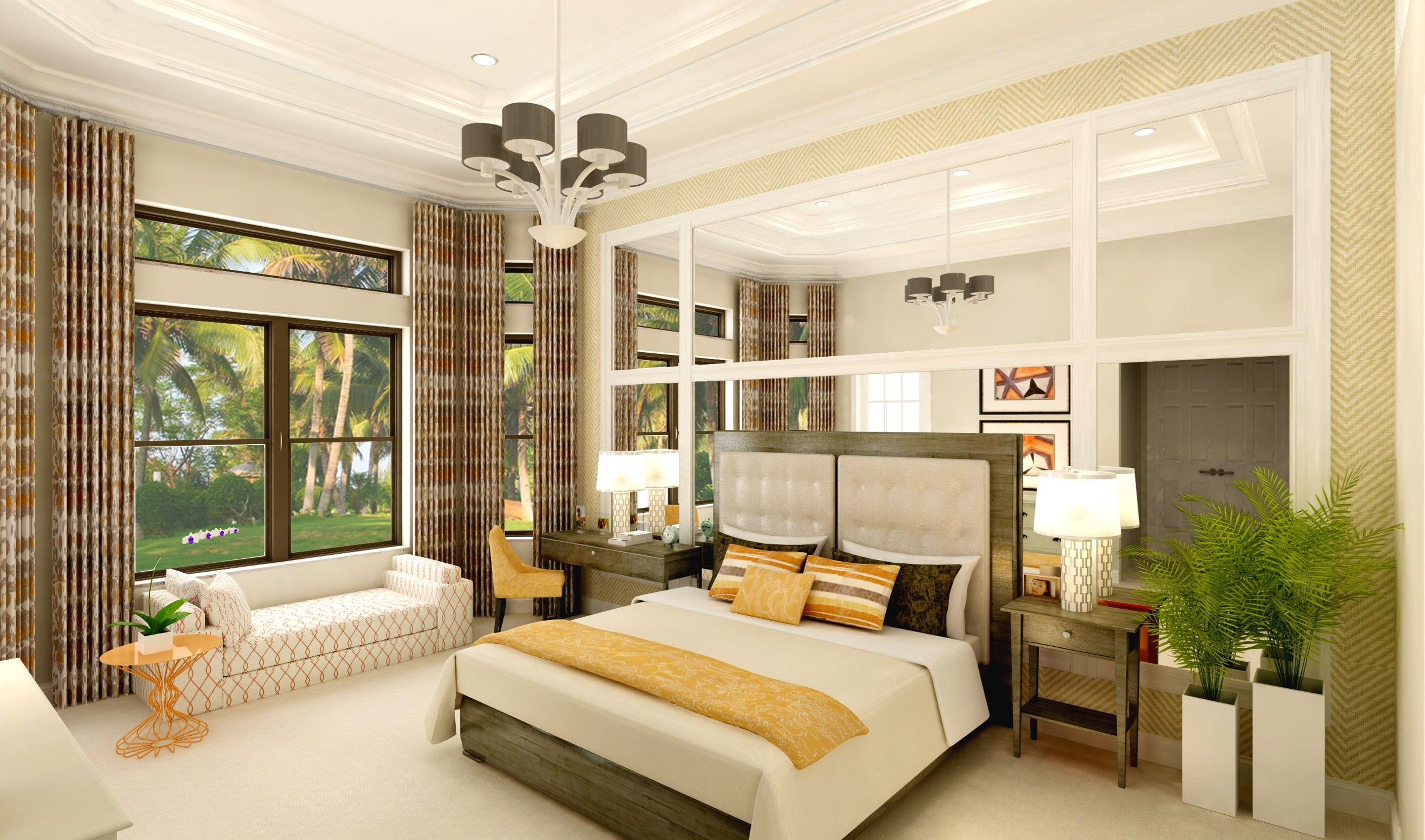 Bedroom featured in the Coral By K. Hovnanian's® Four Seasons in Broward County-Ft. Lauderdale, FL