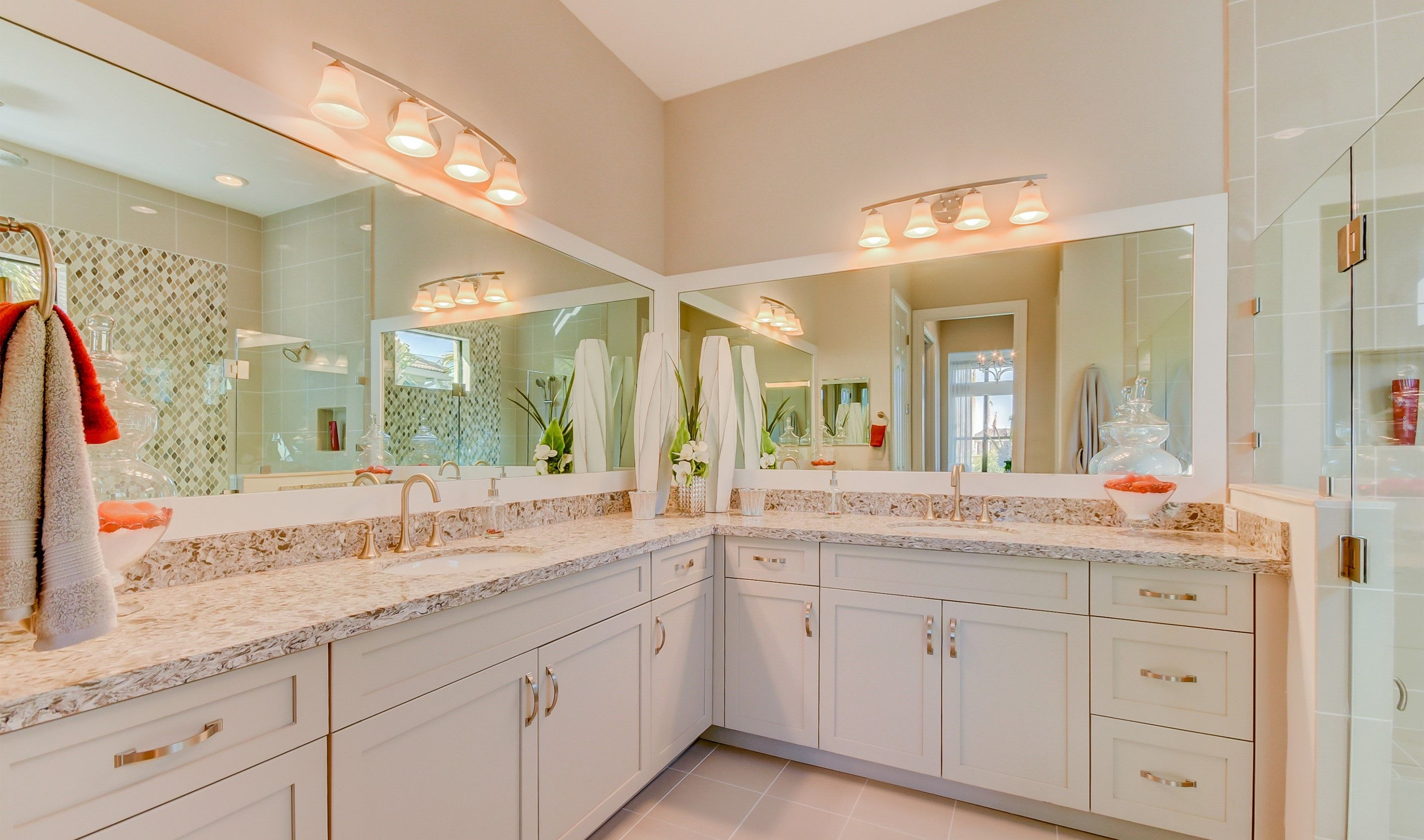 Bathroom-in-Bianca-at-K. Hovnanian's® Four Seasons at Parkland-in-Parkland