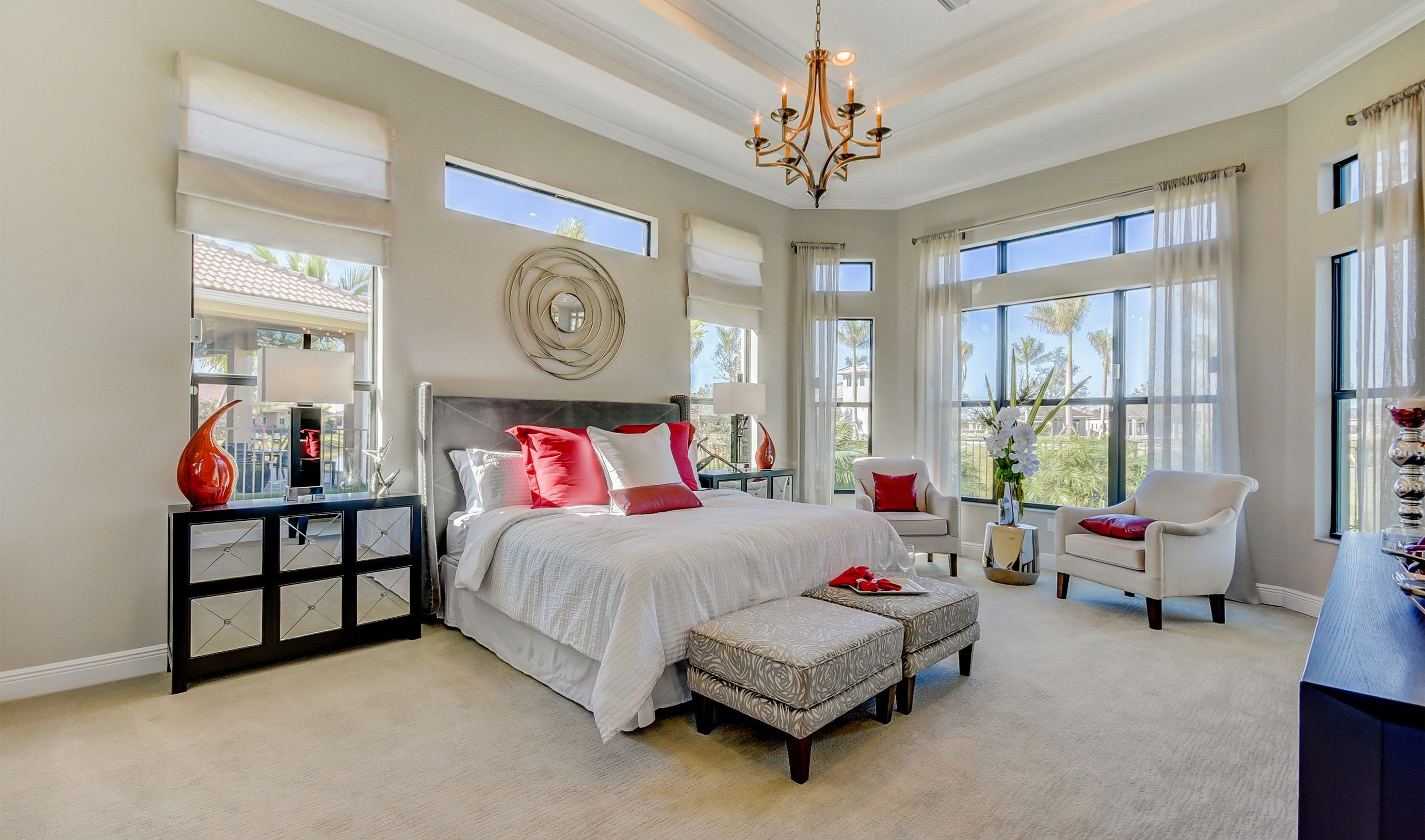Bedroom featured in the Bianca By K. Hovnanian's® Four Seasons in Broward County-Ft. Lauderdale, FL
