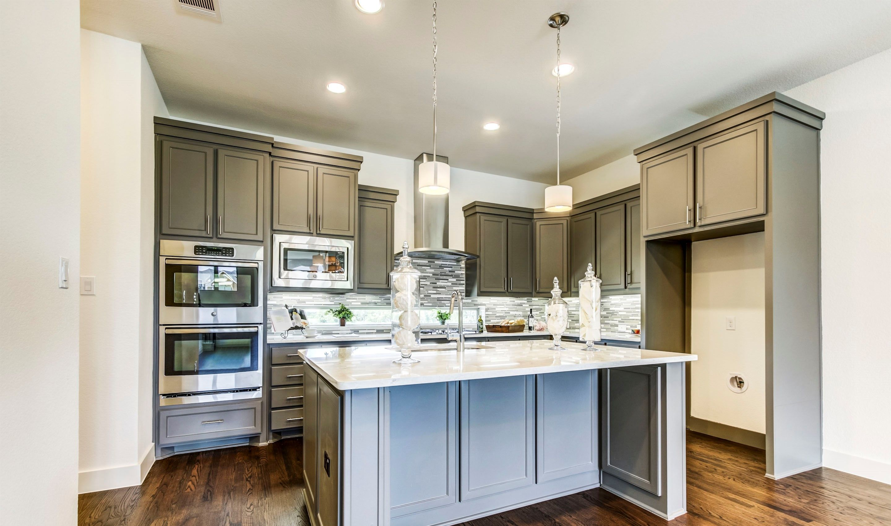 Kitchen-in-MacArthur-at-Merion at Midtown Park-in-Dallas