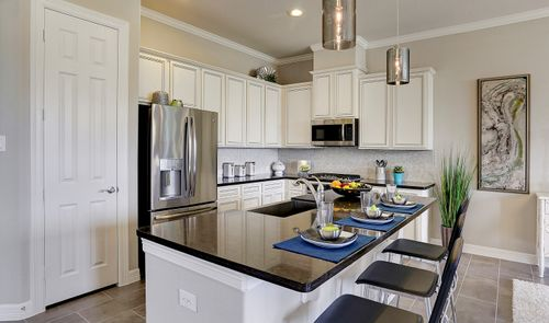 Kitchen-in-Frances-at-City Heights at Brittmoore-in-Houston