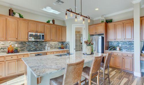 Kitchen-in-Garden-at-Ladd Ranch II-in-Hollister