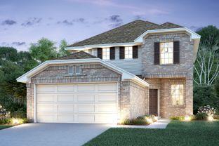 Carlisle II - Bayou Oaks at West Orem: Houston, Texas - K. Hovnanian® Homes