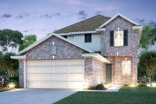 Lancaster II - Bayou Oaks at West Orem: Houston, Texas - K. Hovnanian® Homes
