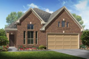 Daphne II - Crosby Park Village: Crosby, Texas - K. Hovnanian® Homes