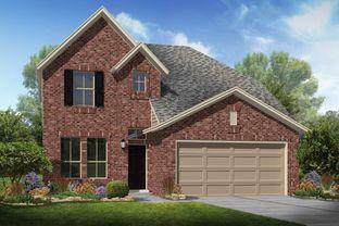 Montgomery II - Crosby Park Village: Crosby, Texas - K. Hovnanian® Homes