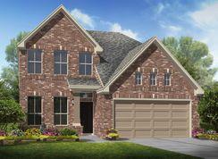 Montgomery II - Bayou Oaks at West Orem: Houston, Texas - K. Hovnanian® Homes