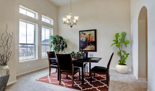 Breakfast-Room-in-Sawyer II-at-Bonbrook Plantation - 60' Homesites-in-Rosenberg