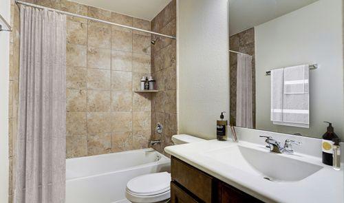 Bathroom-in-Bella II-at-Dry Creek Village-in-Missouri City