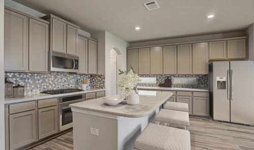 Kitchen-in-Bella II-at-The Villages at Champion's Gate-in-Crosby