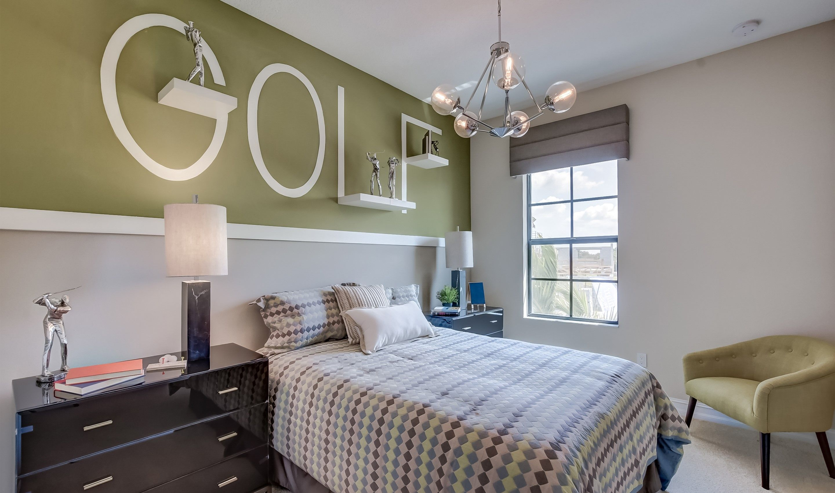 Bedroom featured in the Arabella II By K. Hovnanian® Homes in Palm Beach County, FL