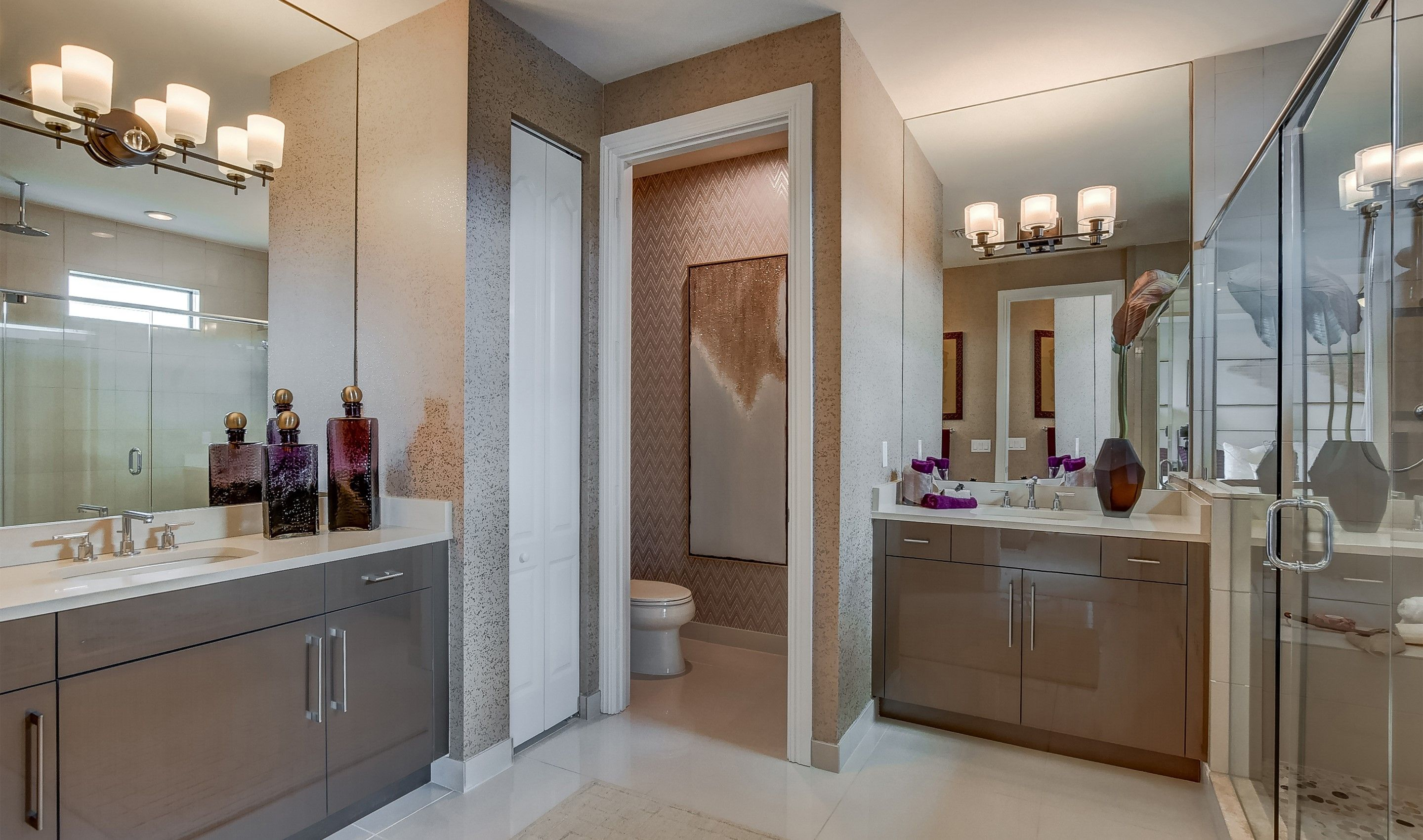 Bathroom featured in the Bonaire II By K. Hovnanian® Homes in Palm Beach County, FL
