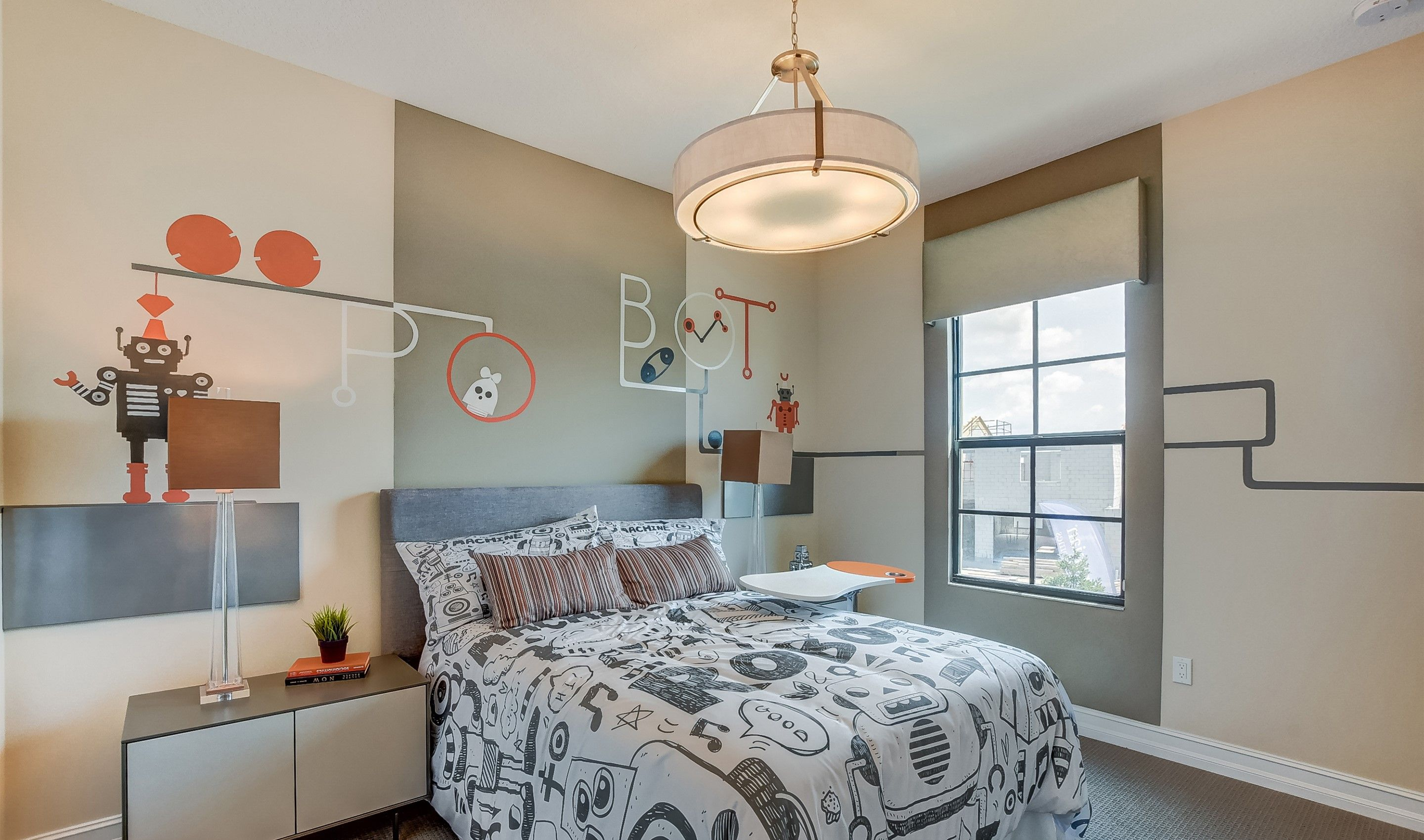 Bedroom featured in the Fullerton II By K. Hovnanian® Homes