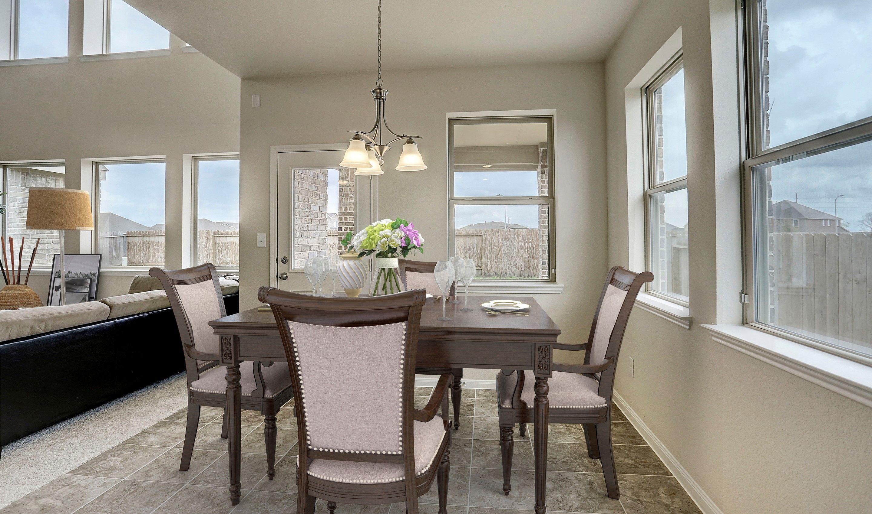 Breakfast-Room-in-Easton II-at-Lakes of Bella Terra West - 50' Homesites-in-Richmond