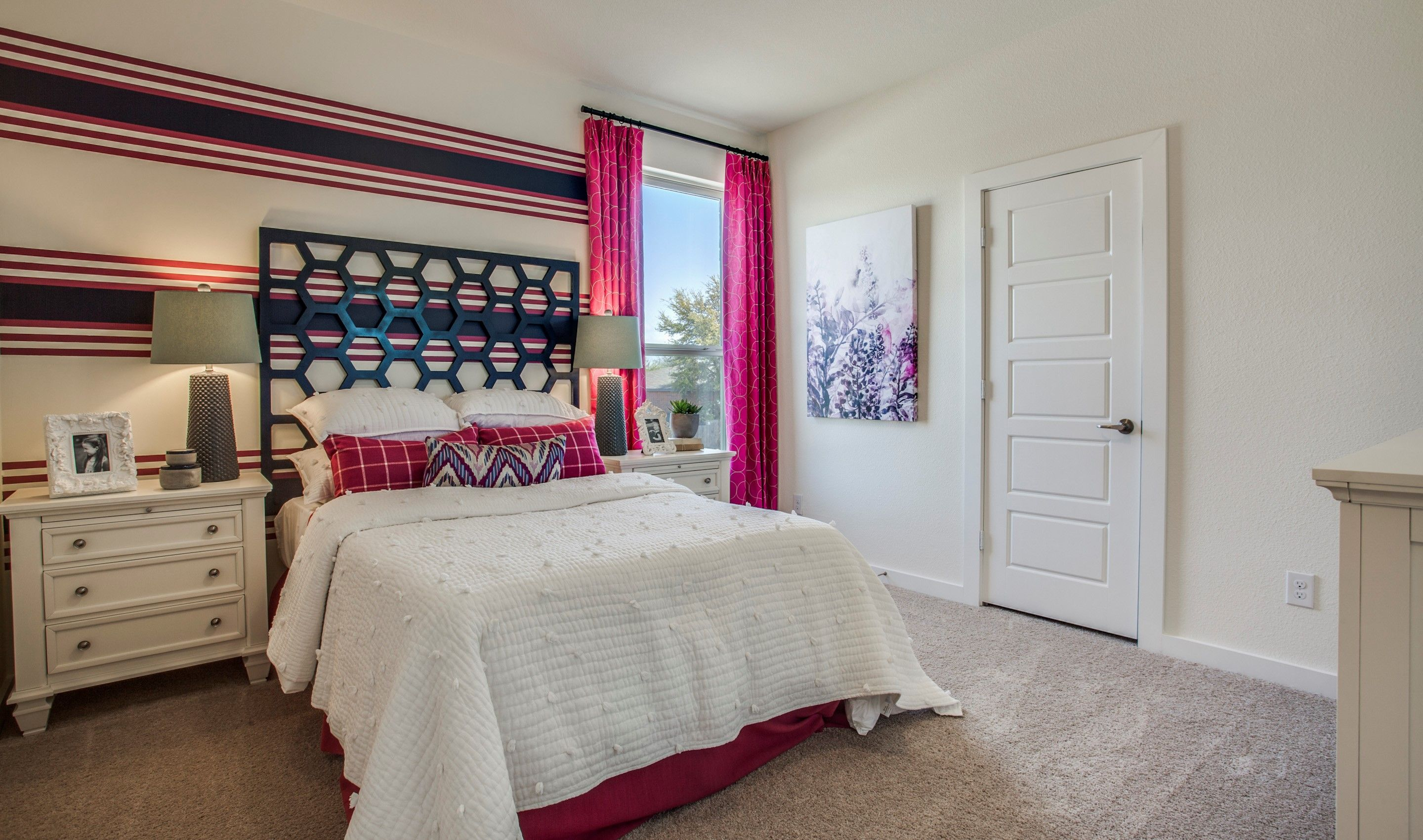 Bedroom featured in the Calloway II - 3 Car By K. Hovnanian® Homes in Dallas, TX