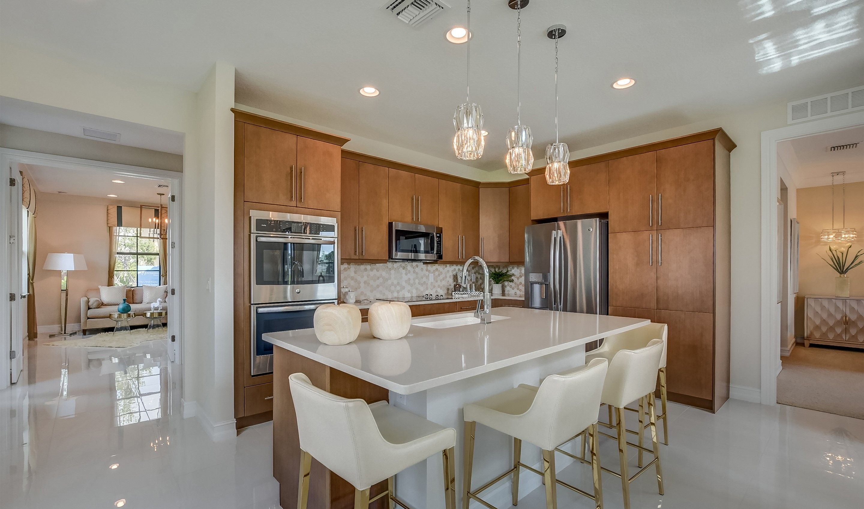 Kitchen-in-Callista II-at-Enclave at Boca Dunes-in-Boca Raton