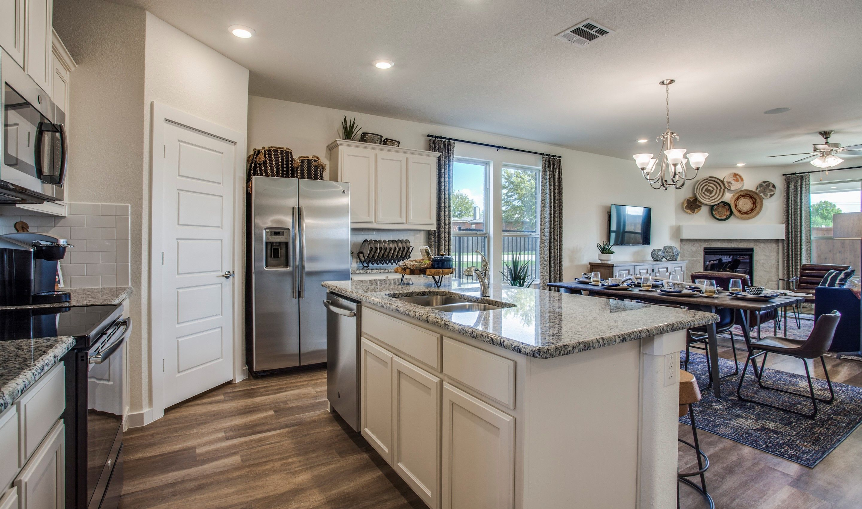 Kitchen-in-Calloway-at-Ascend at Sanford Park-in-Van Alstyne