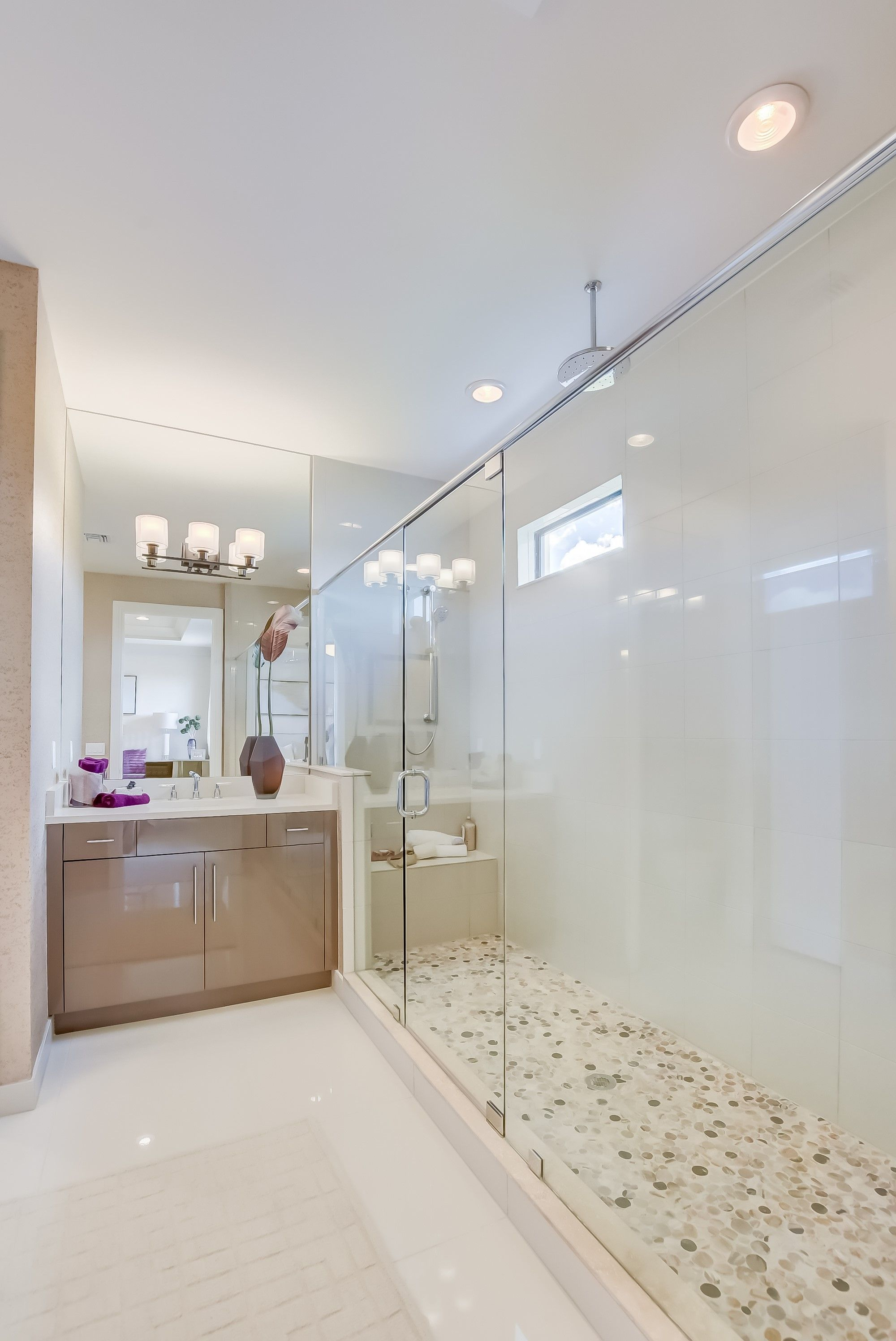 Bathroom featured in the Callista II By K. Hovnanian® Homes in Palm Beach County, FL