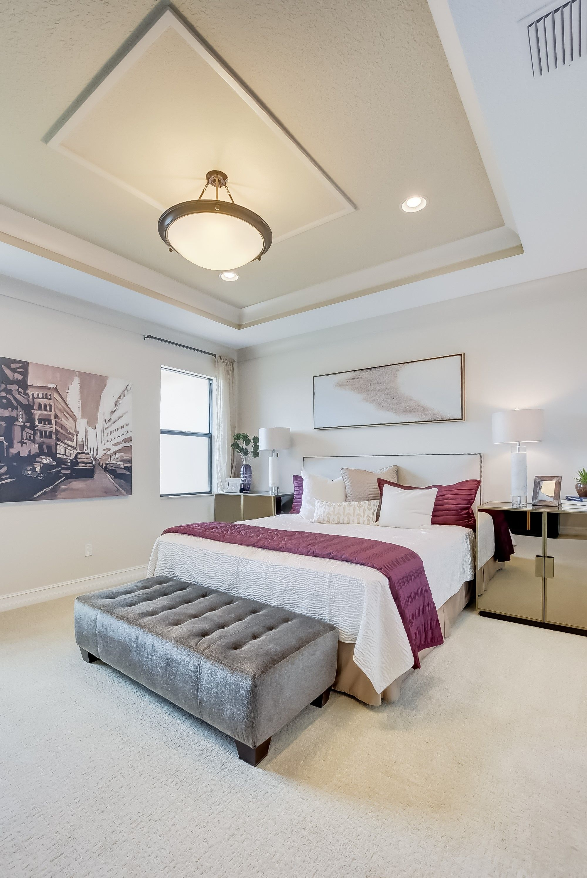 Bedroom featured in the Callista II By K. Hovnanian® Homes in Palm Beach County, FL