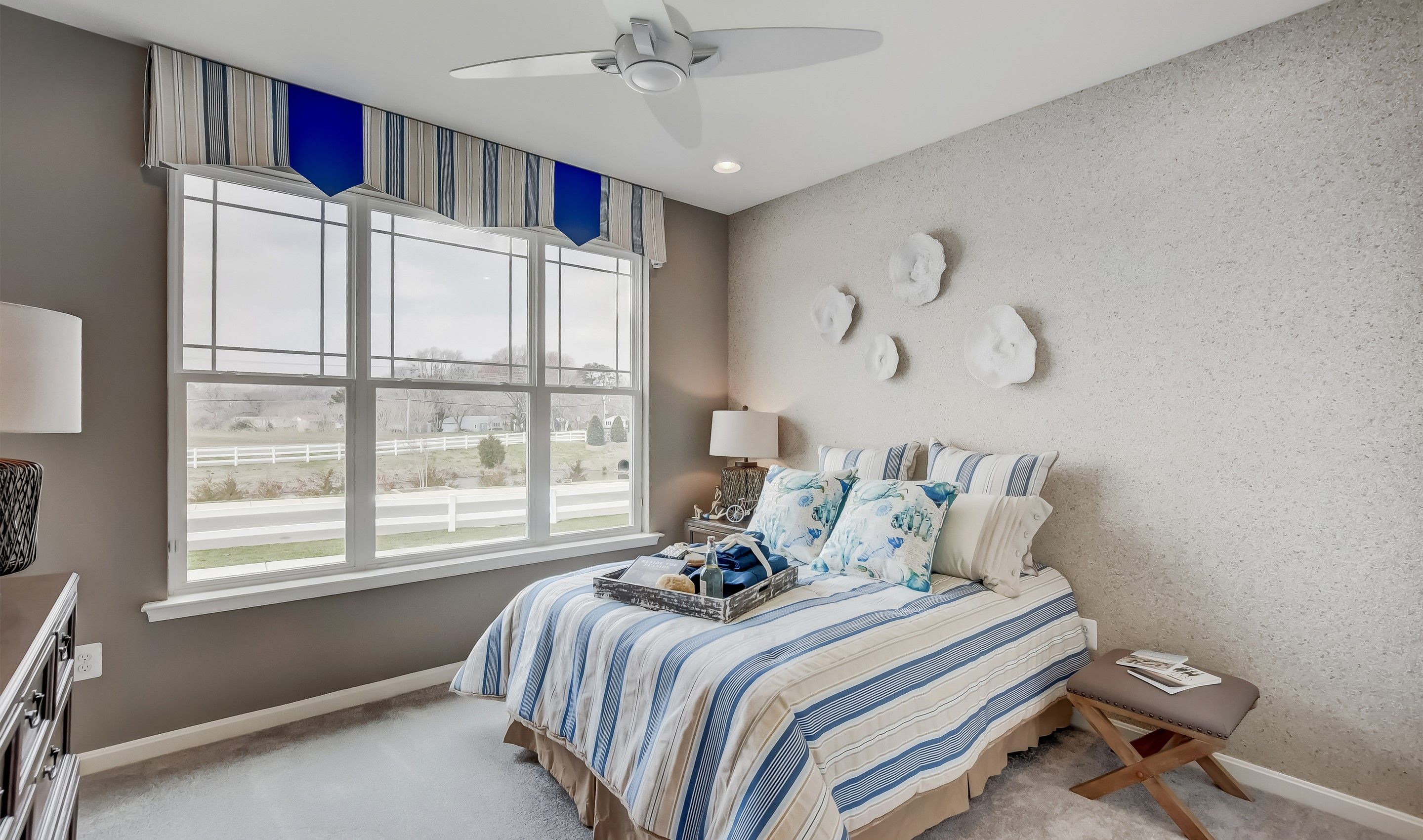 Bedroom featured in the Rockford  Loft By K. Hovnanian® Homes in Ocean City, MD